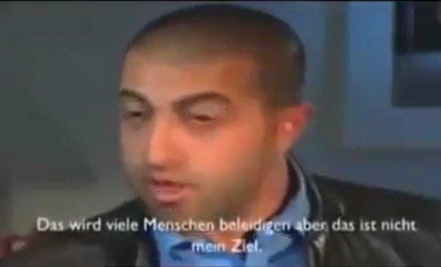 Това е синът на Шейх Хасан Юсеф, един от създателите на Хамас